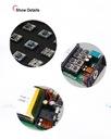 ORIOLUS BA20 Wzmacniacz - wymienne układy OPAMP ! Załączone wyposażenie Kabel USB