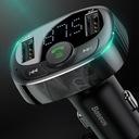 Baseus transmiter FM bluetooth ładowarka MP3 2xUSB Marka Inna