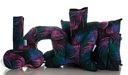 Poduszka podróżna motylek antywstrząsowy minky Waga produktu z opakowaniem jednostkowym 0.35 kg