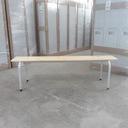 Ławka szatniowa szkolna 160cm Waga produktu z opakowaniem jednostkowym 12 kg