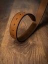 Badura brązowy pasek skórzany do spodni dla niego Kod producenta PBJ-05-C-115-8952 TA