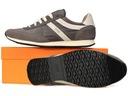 Męskie Buty Sneakersy HUGO BOSS 50311187-030 LOGO Waga (z opakowaniem) 1 kg