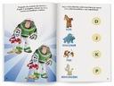 Disney Uczy Litery Ćwiczenia z Naklejkami 5+ Autor Praca zbiorowa