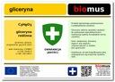 Gliceryna Roślinna 1kg Glikol Propylenowy 1L