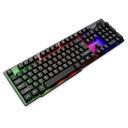 KRUX Klawiatura gamingowa - Solar RGB