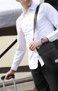 ZAGATTO torba męska mała saszetka sportowa ramię Materiał dominujący inny