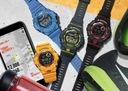 Zegarek Casio G-SHOCK GBD-800-1BER bluetooth smart Typ naręczny