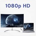 KABEL VGA-VGA do MONITORA VGA D-SUB FULL HD 1,5M Kod producenta 029