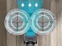 Akcesoria do głowicy mopa Dyson do V7 V8 V10 V11 Kolor dominujący srebrny/szary