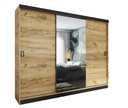 Раздвижной шкаф с зеркалом RESTI 1 - 200