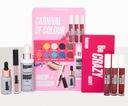 Makeup Obsession Zestaw Carnival Of Colour Paleta, zestaw zawiera błyszczyki cienie szminki inne