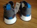 Adidas NMD R1 Sneakersy D96688 BOOST r. 38 2/3 Kolor biały niebieski szary, srebrny wielokolorowy