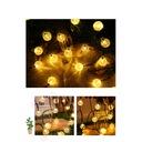 50 Led 9.5 M Lampki Solarne Ogrodowe Żarówka Lampa Kod produktu 01