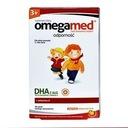 Omegamed Odporność 3+ - 30 past. żelowych do żucia