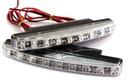 свет для водителя дневной светодиод led drl ксенон white 6000                                                                                                                                                                                                                                                                                                                                                                                                                                                                                                                                                                                                                                                                                                                                                                                                                                                                   1, mini-фото
