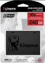Dysk SSD Kingston SSDNow A400 240GB 500MB/s SATA 3