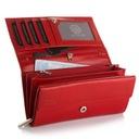 Skórzany portfel damski duży BETLEWSKI RFID Płeć Produkt damski