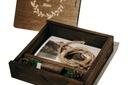 Pendrive 32gb + pudełko na zdjęcia 10x15 2x grawer