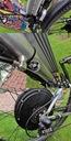 Rower Elektryczny eBike Merida 1500W 48V z GPSem ! Liczba biegów 21