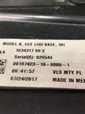 Tesla X lampa prawa FULL LED 1034317-00-C Jakość części (zgodnie z GVO) O - oryginał z logo producenta samochodu (OE)