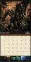 World Of Warcraft Oficjalny kalendarz 2021 Autor ,