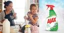AJAX KUCHNIA spray do czyszczenia 2x750 ml Postać płyn
