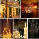 200 LED Girlandy Lampki Ogrodowe Solarne Wysoki 2m Kod produktu M000698