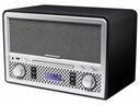 NOWOCZESNE RADIO CYFROWE DAB+ FM CD MP3 AUX IN BT Waga (z opakowaniem) 4 kg