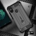 HYBRYD Etui Pancerne DIRECTLAB do Xiaomi Mi Max 3 Kolor czarny