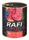Dolina Noteci RAFI PREMIUM MIX 800g x 24 Waga produktu więcej niż 500 g do 800 g
