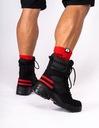 Buty DOUBLE RED Original Black rozm.43 Kolor brązowy czarny ecru inny kolor