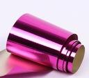 Folia transferowa do paznokci różowa 50cm Kod producenta 9964452399772