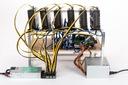 Zestaw do zasilania GPU / ASIC / FPGA 1400w+250w Kod producenta DPS-1200MB A