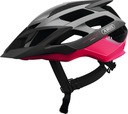 Abus Kask rowerowy Moventor fuchsia pink M