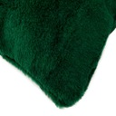 Poduszka dekoracyjna jasiek miękka 40x40cm zielona Kod producenta 999067