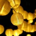 Girlanda Solarna 20 LED Lampki Ogrodowe Kule 5M Kod produktu 2018-079