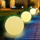 LAMPA LAMPA KULA ŚWIETLNA E27 LED OGRODOWA STOJĄCA Rodzaj gwintu E27