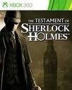 Testament Sherlocka Holmesa Pl Gry Akcji Na Xbox 360 Allegro Pl