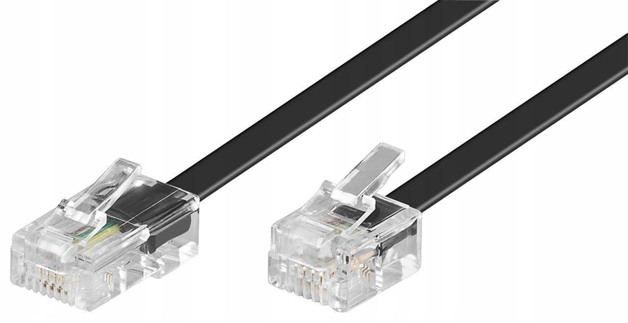 кабель адаптер уменьшение Rj45 Rj11 3 м
