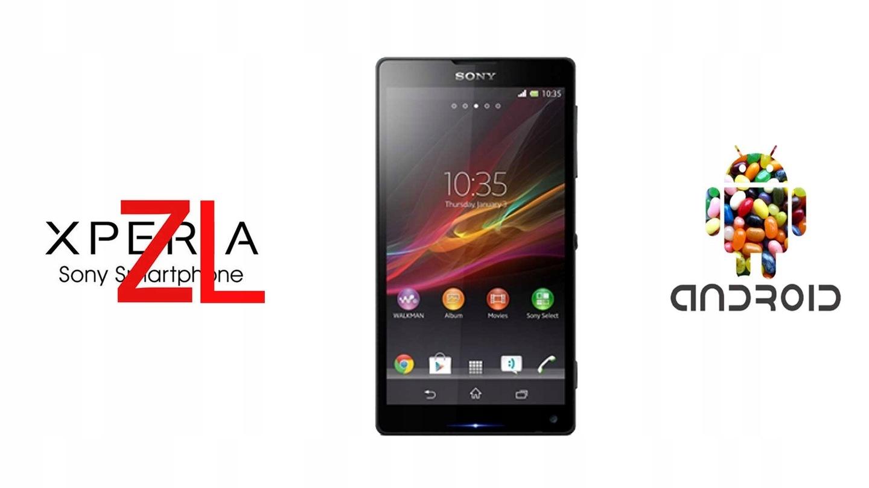 ba96f7913fbde Sony Xperia ZL to nowy flagowy smartfon japońskiego producenta. Ma grubość  7