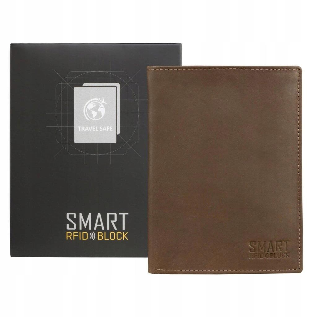 ea75e03074505 Nowa linia klasycznych portfeli RFID posiadających wbudowaną certyfikowaną ochronę  kart zbliżeniowych oraz paszportów biometrycznych przed nieautoryzowanym ...