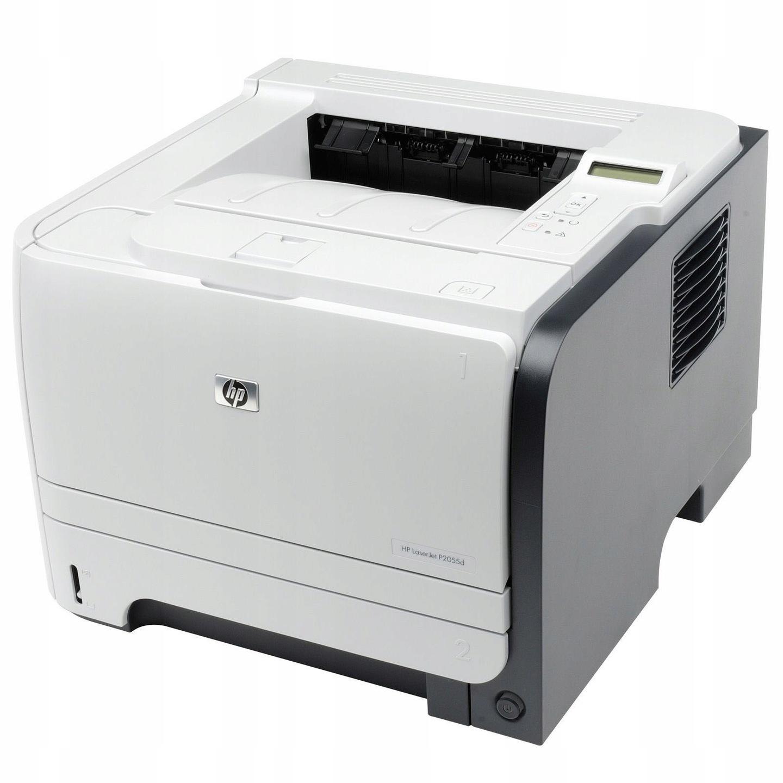 HP LaserJet P2055dn лазерный принтер для рабочих