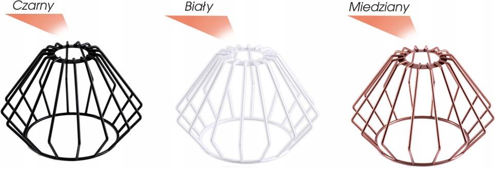 Stylowa lampa sufitowa 3 kloszowa serii Rega TYP:1303