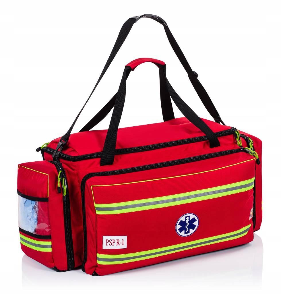 d011855fb2a6a Modułowa torba medyczna - pozwala na przypięcie do torby dodatkowych  elementów takich jak np. zestaw TRIAGE ( opcja - dodatkowo płatna) lub torba  biodrówka ...
