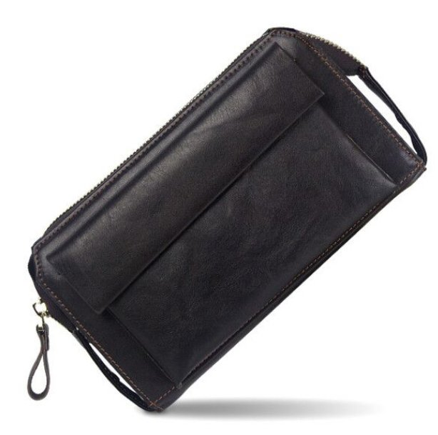 f21a9ef0e58c4 Praktyczny duży męski portfel skóra dwa kolory MODITO