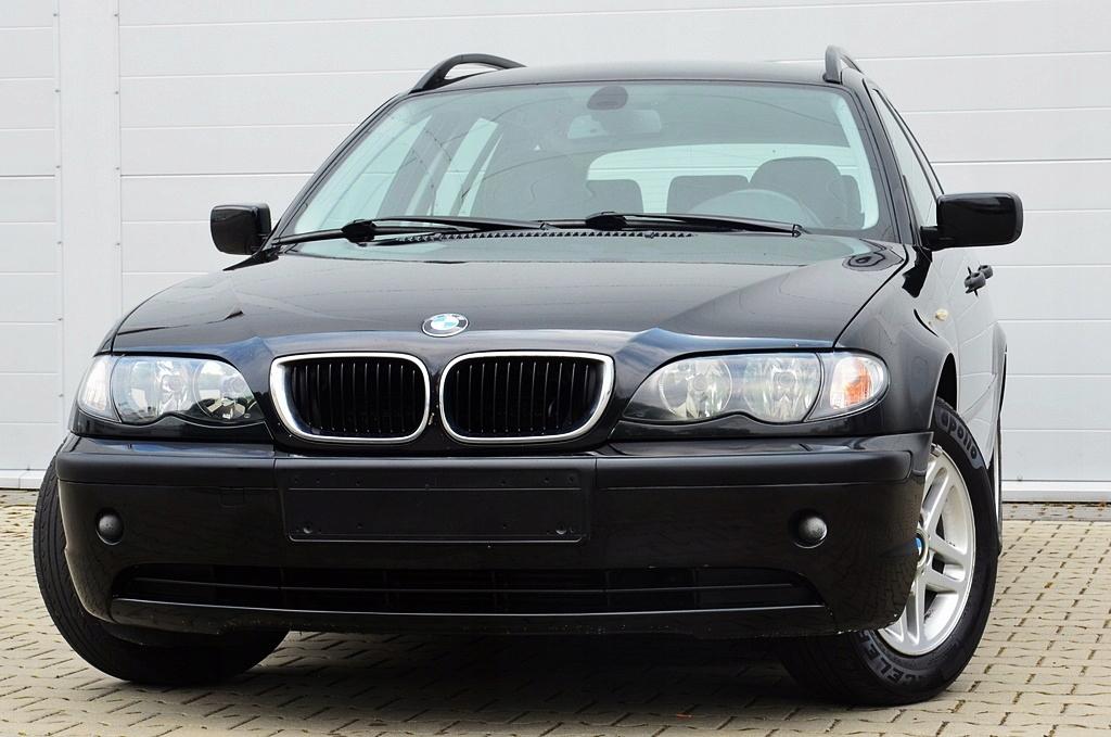 BMW Seria 3 E46 Touring 318 d 115KM 2005 SUPER E46 OPŁACONE 2.0D LIFT NAVI KLIMA ALU GWARA