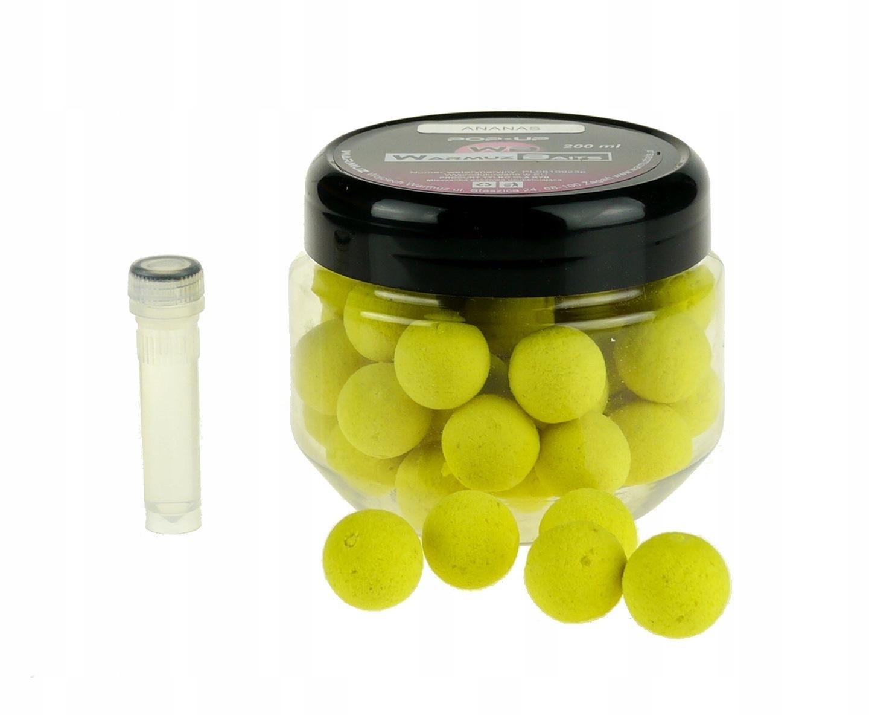 308b0eaad05594 Okrągłe o średnicy 15 mm - pojemność 200 ml oraz Dumbells 10 mm z bardziej  neutralną wypornością - pojemność 100 ml. Występują w 10 nutach zapachowych.