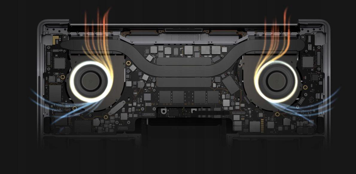 MacBook Pro Retina 15 i9 16GB 512GB TB A1990