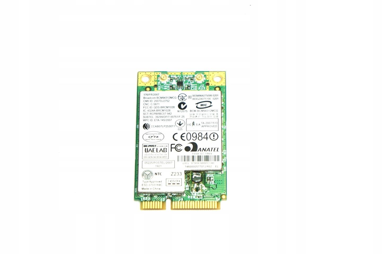 wifi BROADCOM BCM94312MCG купить с доставкой из Польши с Allegro на FastBox  8086694788