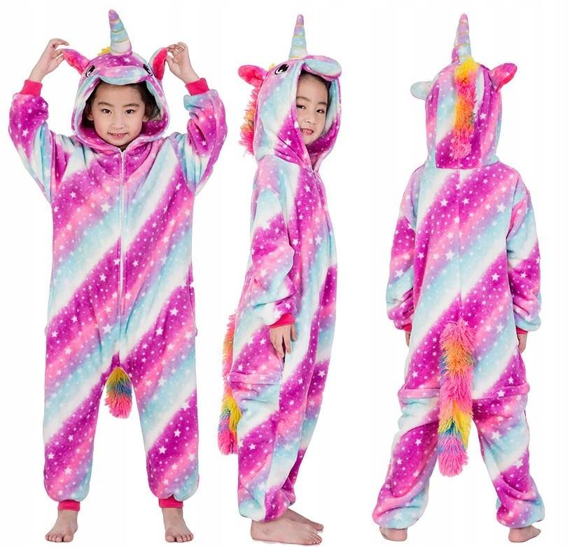 071be53d5eb0 пижама ЕДИНОРОГ KIGURUMI КОСТЮМ КОМБИНЕЗОН 146152 купить с доставкой ...